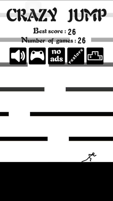 疯狂跳跃 - 天天爱玩虐心火柴人系列免费游戏