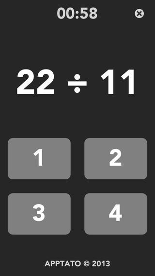 数学选择题