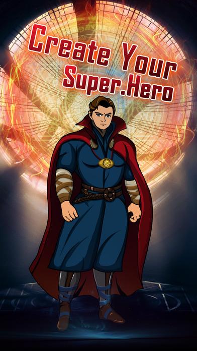 超级英雄 奇异博士版本 - 装扮属于我的动漫世界