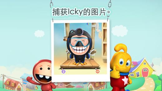 摆Pose : Icky's装扮游戏时间 免费