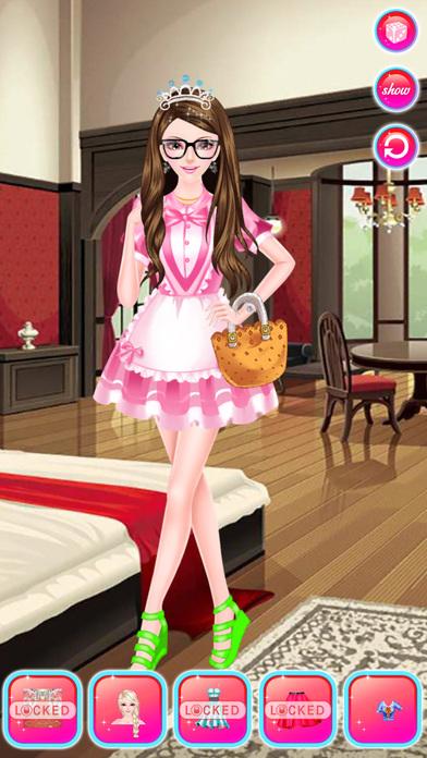 公主游戏© - 史上最好玩的女生换装小游戏