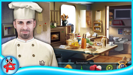 皇家特快:隐藏物品之旅 (Royal Express: Hidden Object Adventure)