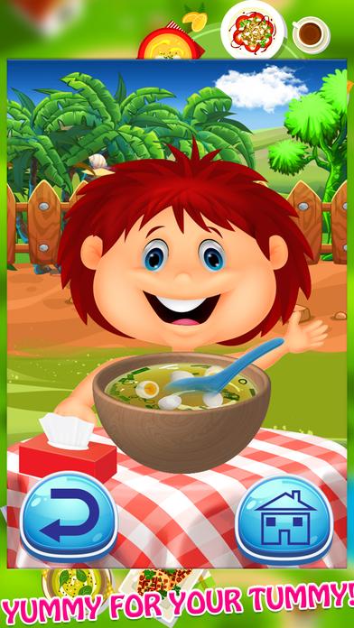 汤厨师 - 厨房食品烹饪游戏