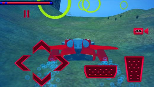水下浮动车乘驾&帆船游戏sim
