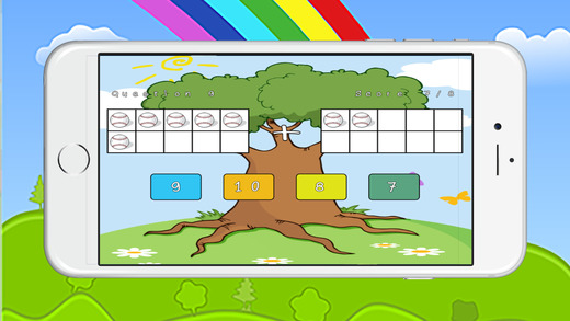 Addition count number 小学教育 孩子 数学游戏