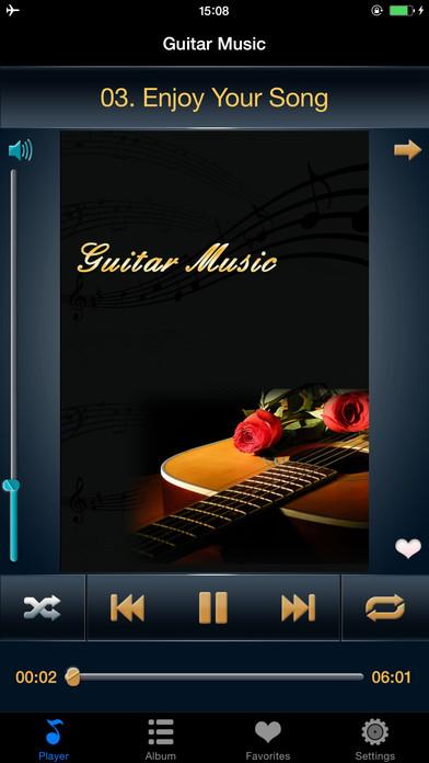 吉他音乐经典离线版HD 倾听释放压力心灵鸡汤缓解情绪