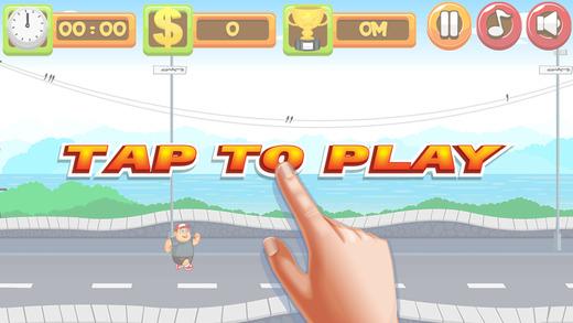 有趣的运行游戏为孩子们
