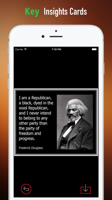 美国奴隶弗雷德里克•道格拉斯的人生自述(精华书摘和阅读指导)