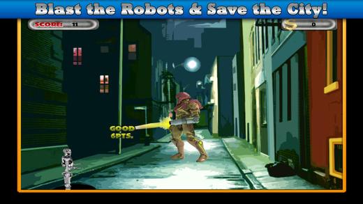 最好的机器人游戏 顶级射击 有趣的免费游戏