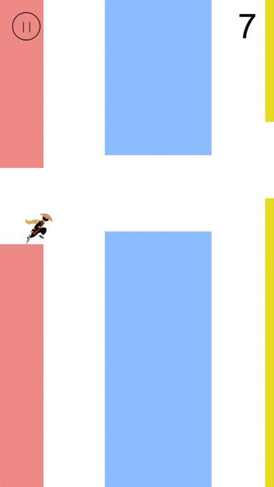 厉害的小偷忍者英雄 - 奔跑吧火柴人兄弟跳起来不要跌落一个也不能死永不言弃!