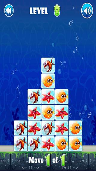 搭配鱼美眉 - 水下益智流行佐贺 免费