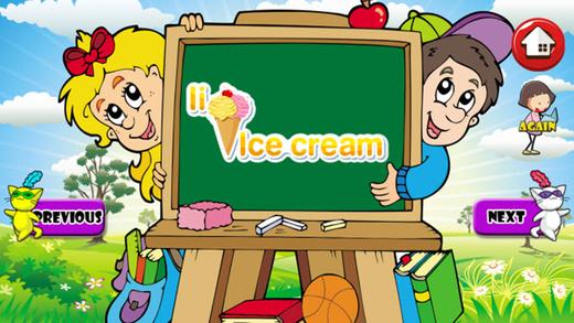 学习ABC词汇为幼儿和孩子