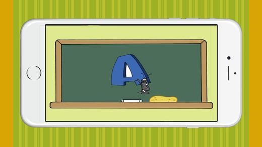 了解ABC字母音幼儿园的教育游戏
