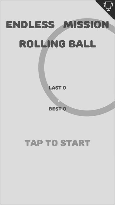 滚动的小球:无限的任务