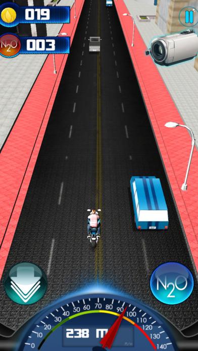`街机电玩城•摩托卡丁车:全民 赛车游戏