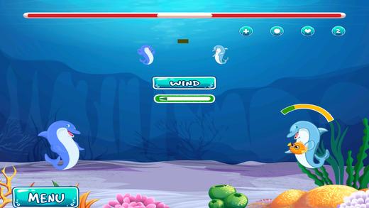 两个海豚抛之战 - 真棒海洋复仇故事 免费