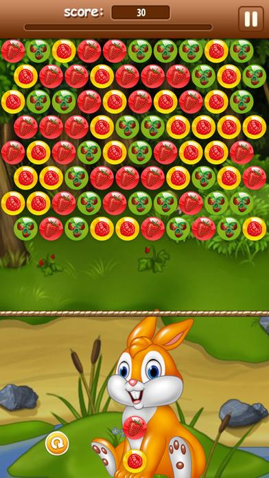浆果农场 - 泡泡射击