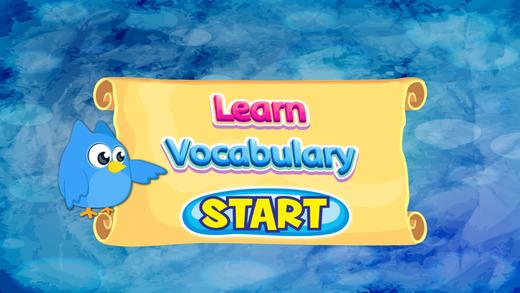 英语词汇为孩子们的成绩