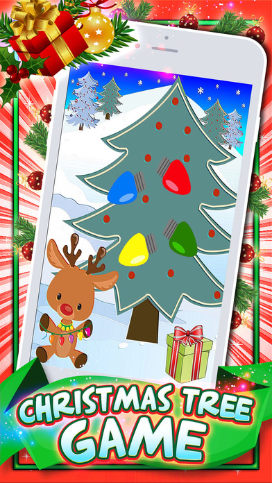 圣诞节儿童游戏