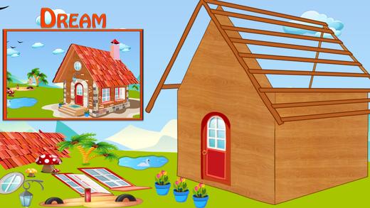 宝宝建立梦想中的房子 - 制作,设计和在这小子的比赛装点家居