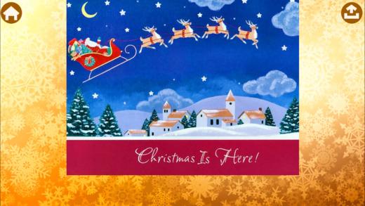圣诞贺卡和快乐,到 2017 年的报价