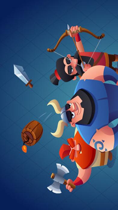 最新维京皇室冲突之最新卡牌战争游戏