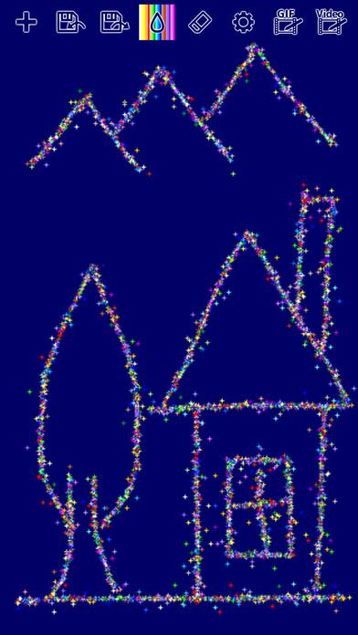 Twinkle Sketch - 闪闪发光的绘画软件