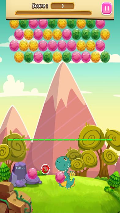 龙流行泡泡射手疯狂:第3场比赛临高清免费游戏