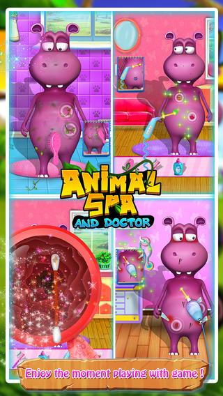 动物温泉医生