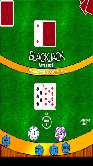 赌场二十一点21免费 Lucky Chips King Casino Blackjack 21 Free PRO Cards - Royale Classic Blackjack Total Vegas HD