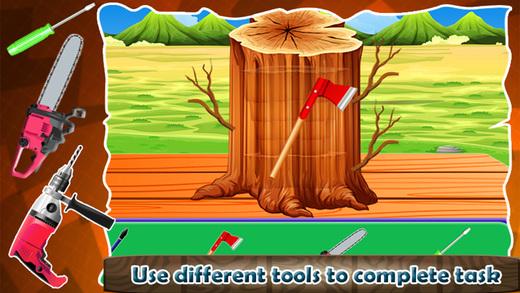 树木雕塑展 - 木雕游戏