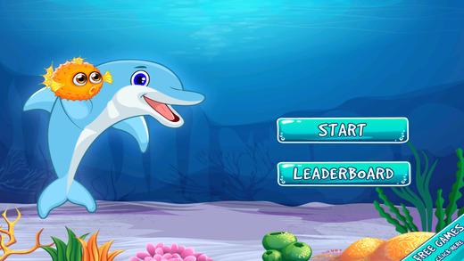 两个海豚抛之战 - 真棒海洋复仇故事 支付