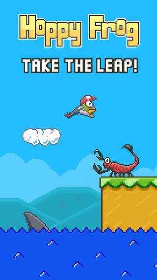 跳跃的步子青蛙