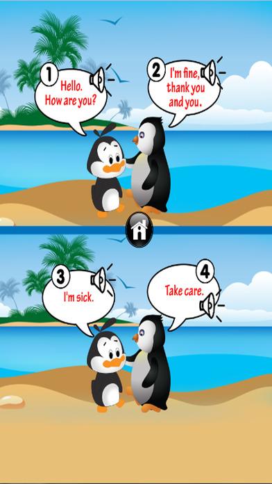 学习英语免费:听说会话英语为孩子和初学者