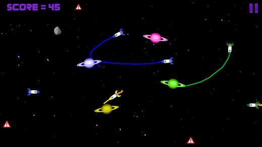 火箭防暴:空间控制