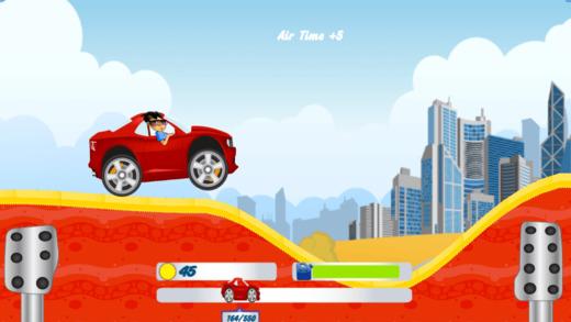 跑车儿童游戏