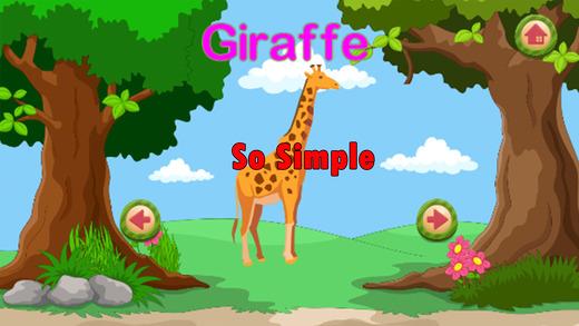 Animuzzle :兒童的動物詞彙益智遊戲