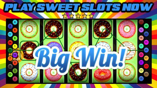 甜蜜的甜品赌场高清 - 免费角子机奖金游戏!