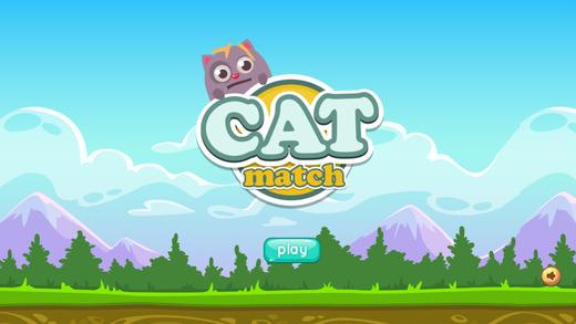 Cat Match Game - 配對遊戲