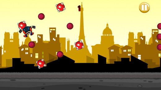 惊人的红色Baller冒险