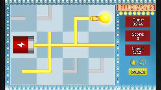 灯泡网线2