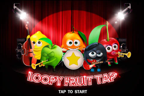 Loopy Fruit Tap/多圈水果塔