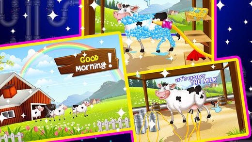 浓缩牛奶厂 - 制作甜味牛奶