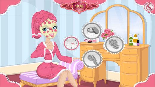 糖糖美容院,幼儿教育游戏,妈妈和孩子们的游戏-CN