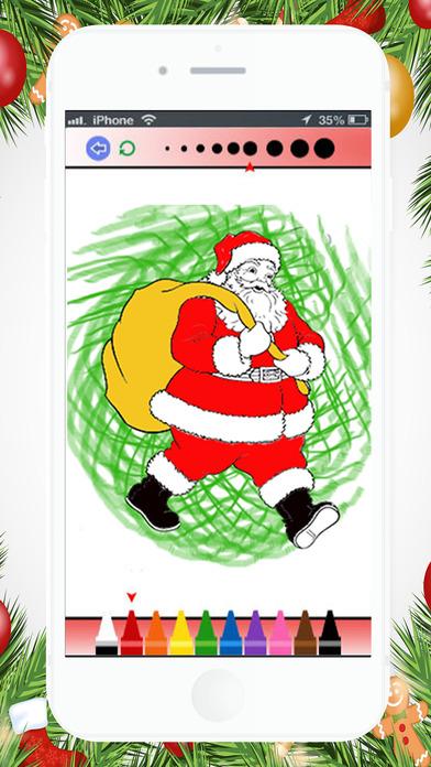 圣诞老人图画书