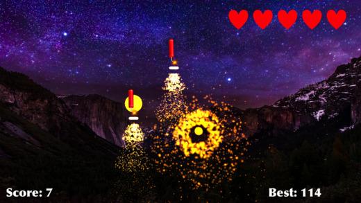 放烟花:节日庆祝点击爆竹鞭炮小游戏