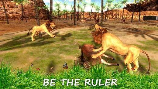野狮模拟器 - 丛林动物猎人