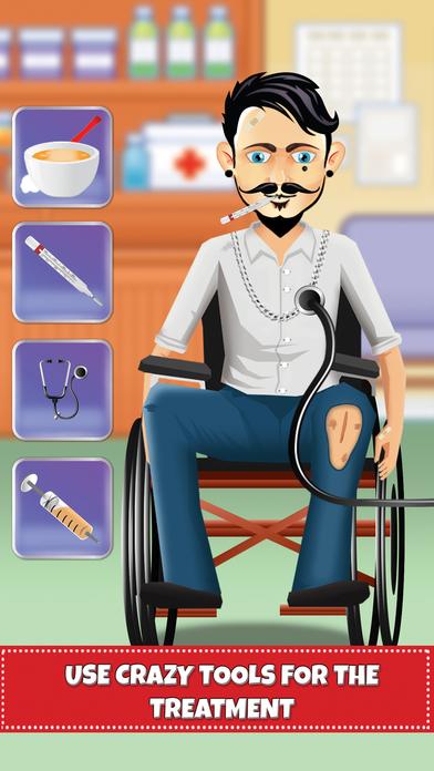 大佬手术模拟器 - 在这个虚拟的游戏中医生操作伤员