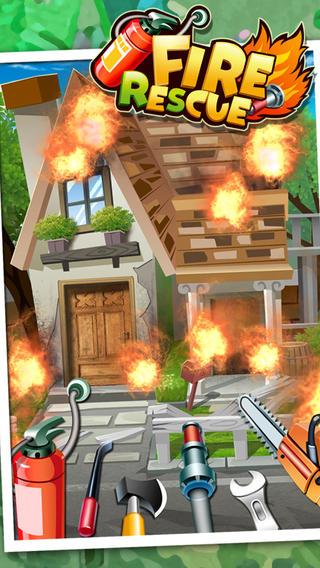 火宅救援 - 休闲游戏