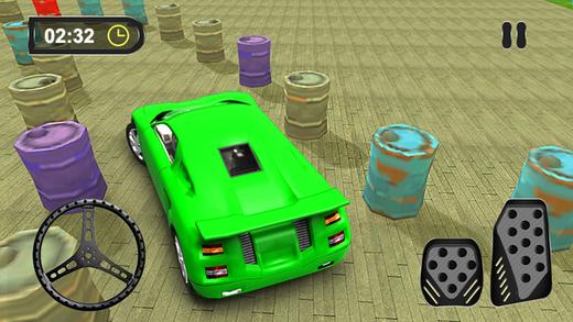 最佳跑车停车场 - 超级赛车